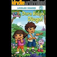 Dora Helps Diego! (Dora the Explorer) (Ready-To-Read Dora the Explorer - Level 1 Book 13)