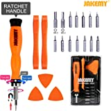 Professional 20-Piece Precision Magnetic Screwdriver Set Opening Pry Tools with Ratchet Handle for iphone 5 / 5C / 5S / 6 / 6 Plus / 6S, ipad, Cell Phone, Laptop, Tablet, MacBook, Game Console