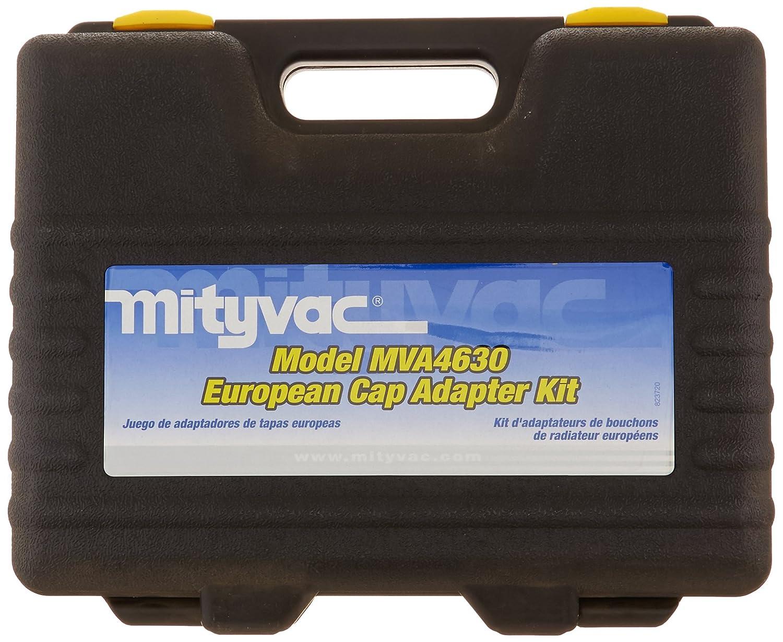 Mityvac MVA4630 European Cooling System Cap Adapter Kit