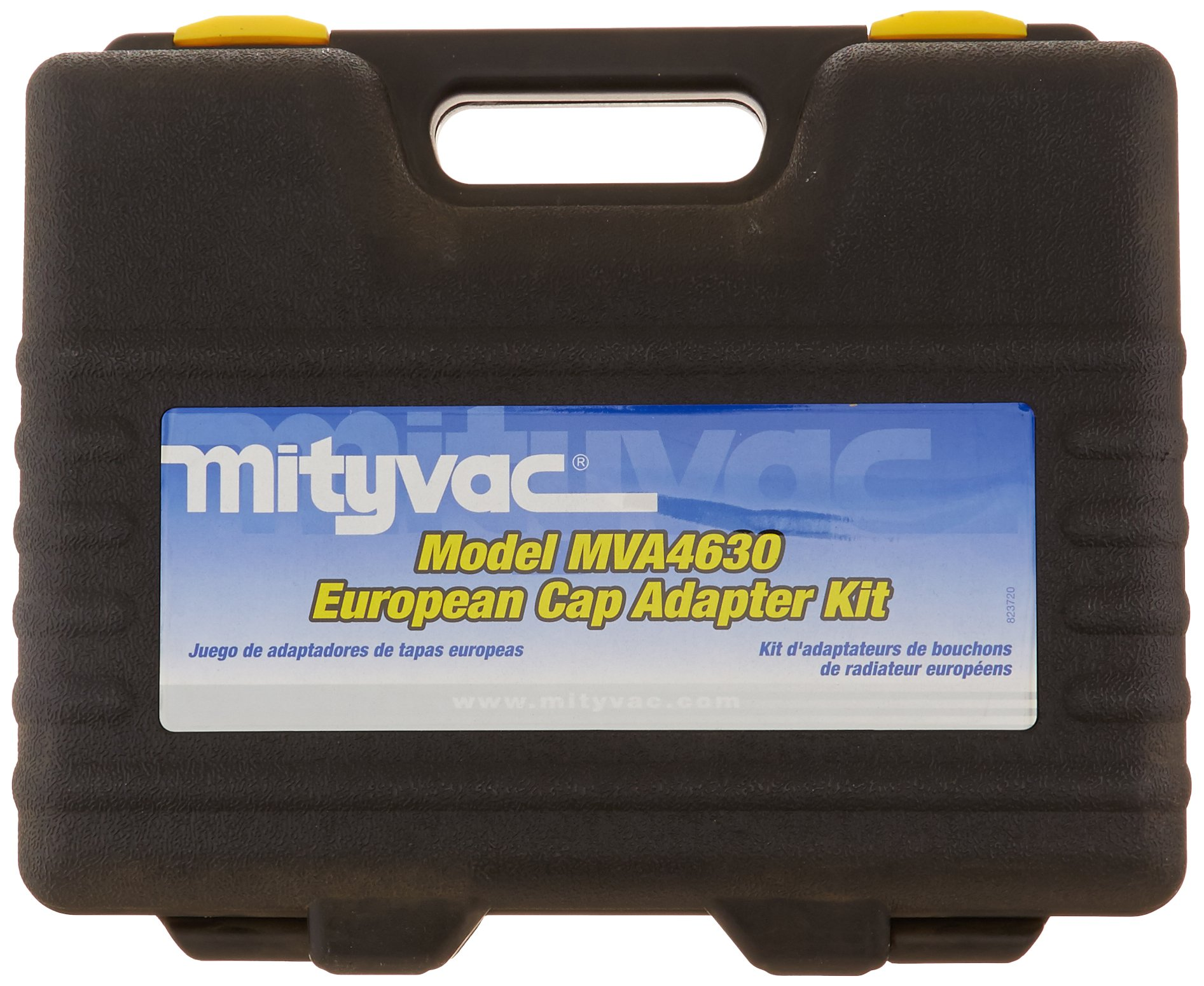 Mityvac MVA4630 European Cooling System Cap Adapter Kit by Mityvac (Image #3)