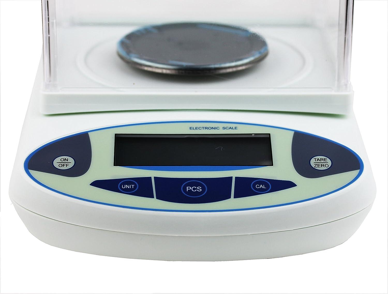 500g 1mg CE Certified Lab Analytical Balance Digital Precision ...