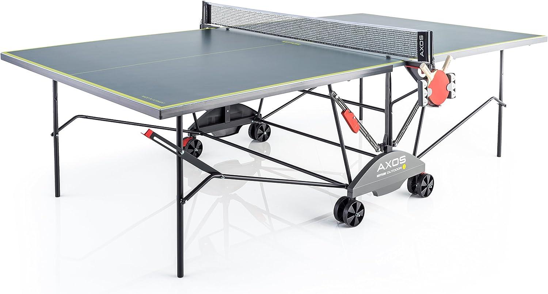 Kettler basic - Mesa de Ping Pong axos Outdoor 3 kettler: Amazon ...