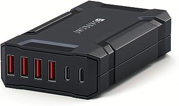 Satechi 60W 6-Port Desktop Charging Station