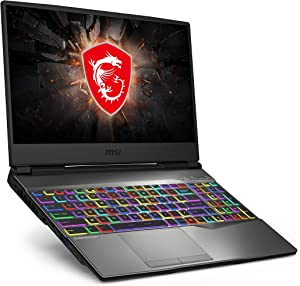 "MSI GP65 Leopard 10SFK-047 15.6"" 144Hz 3ms Gaming Laptop Intel Core i7-10750H RTX 2070 16GB 512GB NVMe SSD Win10 VR Ready"
