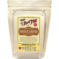 Bob´s Red Mill Harina de Almendra sin Cascara Gluten Free, 453 g