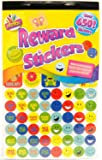 650 Children's Reward Stickers Smiley Faces Stickers School Teacher Stickers New
