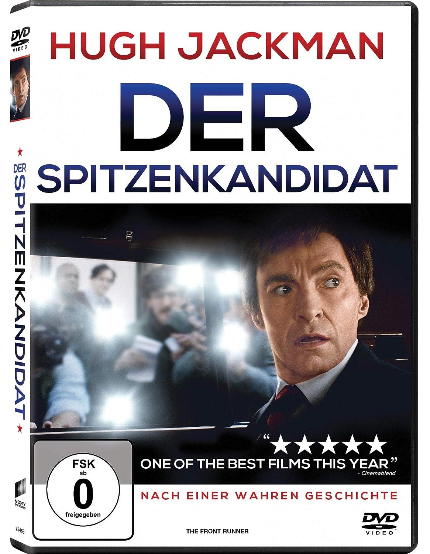 Cover: Der Spitzenkandidat 1 DVD (circa 109 min)