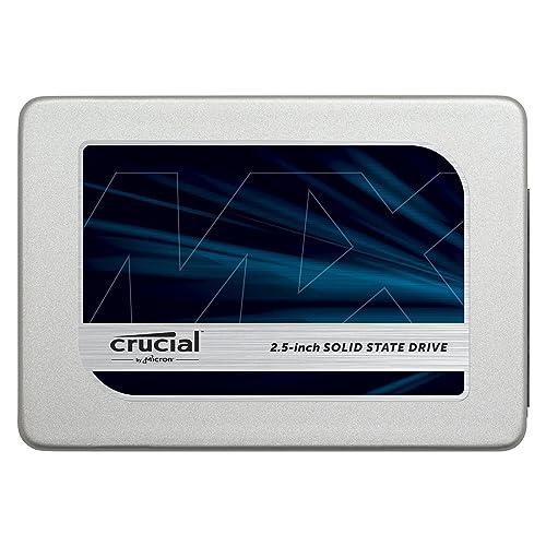 Crucial MX300 CT1050MX300SSD1 1 TB Internal SSD (3D NAND, SATA, 2.5 Inch)
