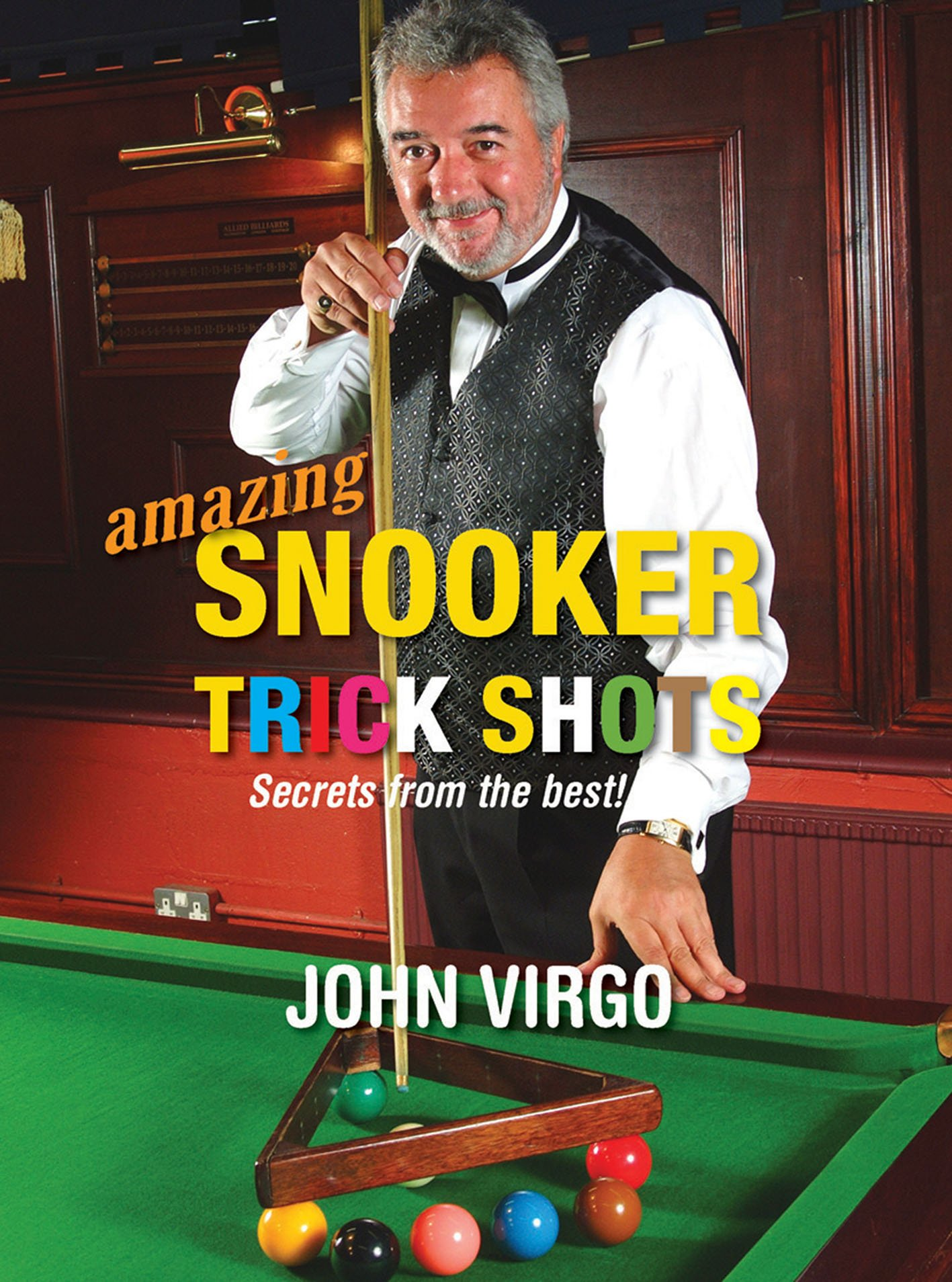 Amazing Snooker Trick Shots: Secrets from the Best!: Amazon.es ...