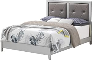 Glory Furniture Primo , Champagne Queen Bed, 52