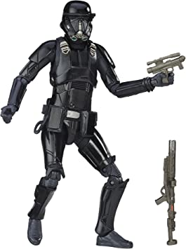 Star Wars The Black Series Rogue One Imperial Death Trooper ...