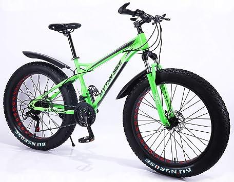 MYTNN Fatbike 2019 - Bicicleta de montaña (26