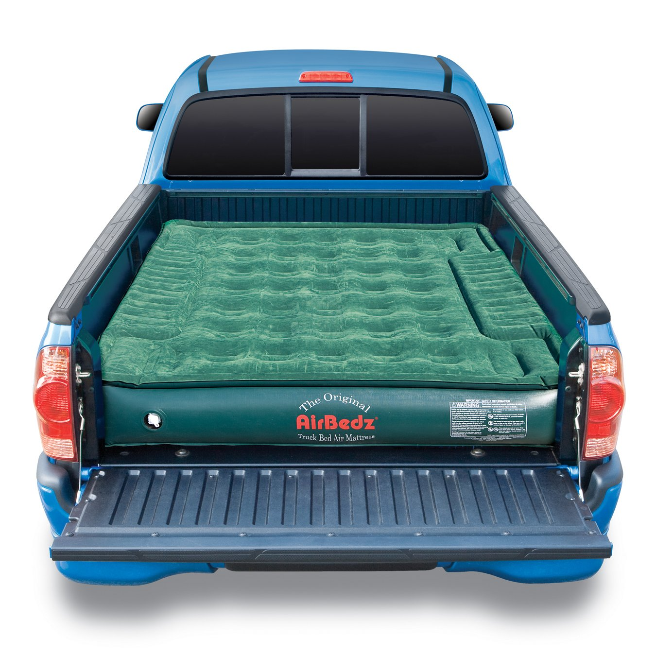 Amazon.com AirBedz Lite (PPI PV203C) Mid-Size 6u0027-6.5u0027 Short Truck Bed Air Mattress (72  x 55  x 12  Inflated) Automotive  sc 1 st  Amazon.com & Amazon.com: AirBedz Lite (PPI PV203C) Mid-Size 6u0027-6.5u0027 Short Truck ...