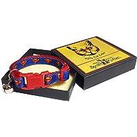 Spoilt Rotten Pets Luxus-Designer Box Katze oder Kätzchen Halsband.