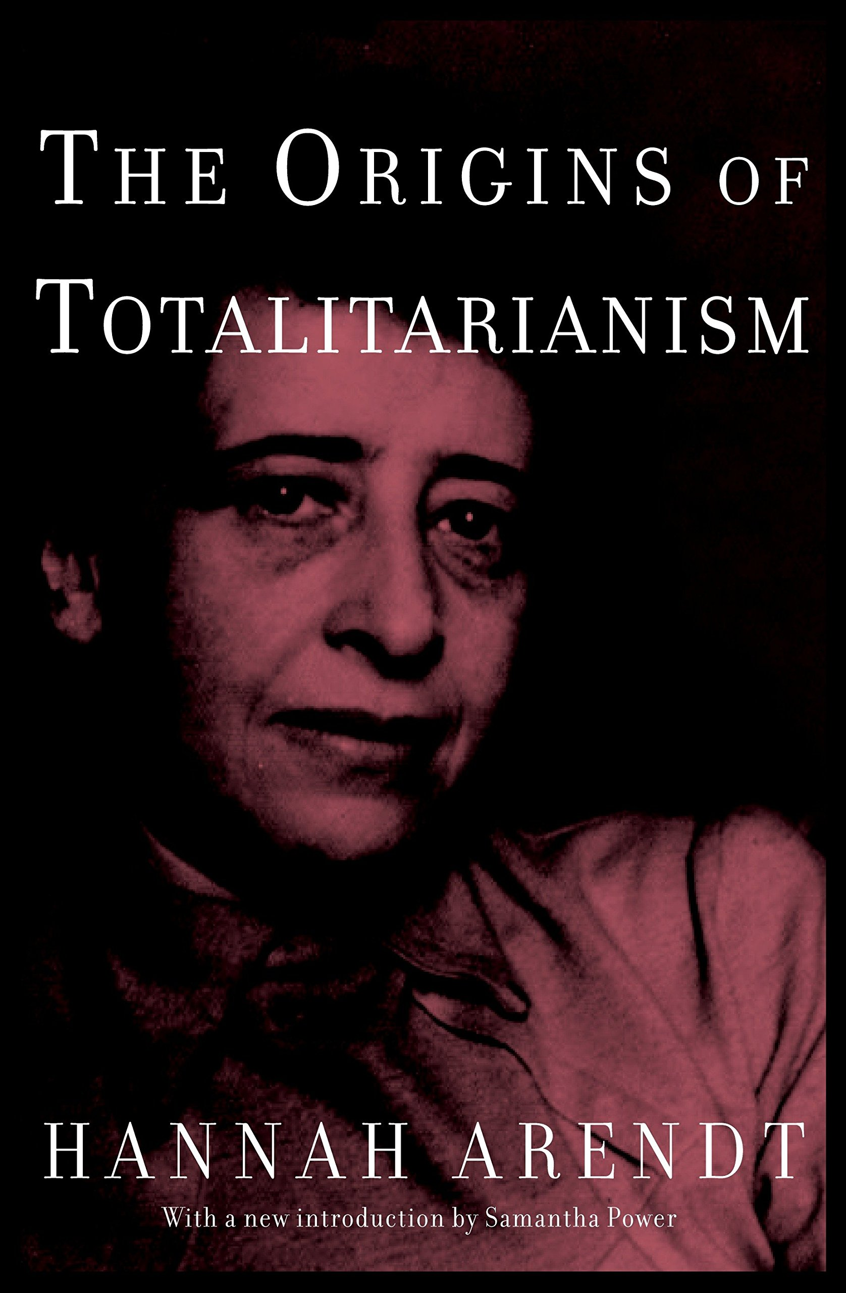 Amazon.fr - The Origins of Totalitarianism: Introduction by Samantha Power  - Arendt, Hannah - Livres