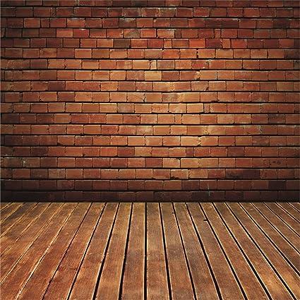 Yongfoto 3x3m Foto Hintergrund Alter Raum Mit Brown Kamera
