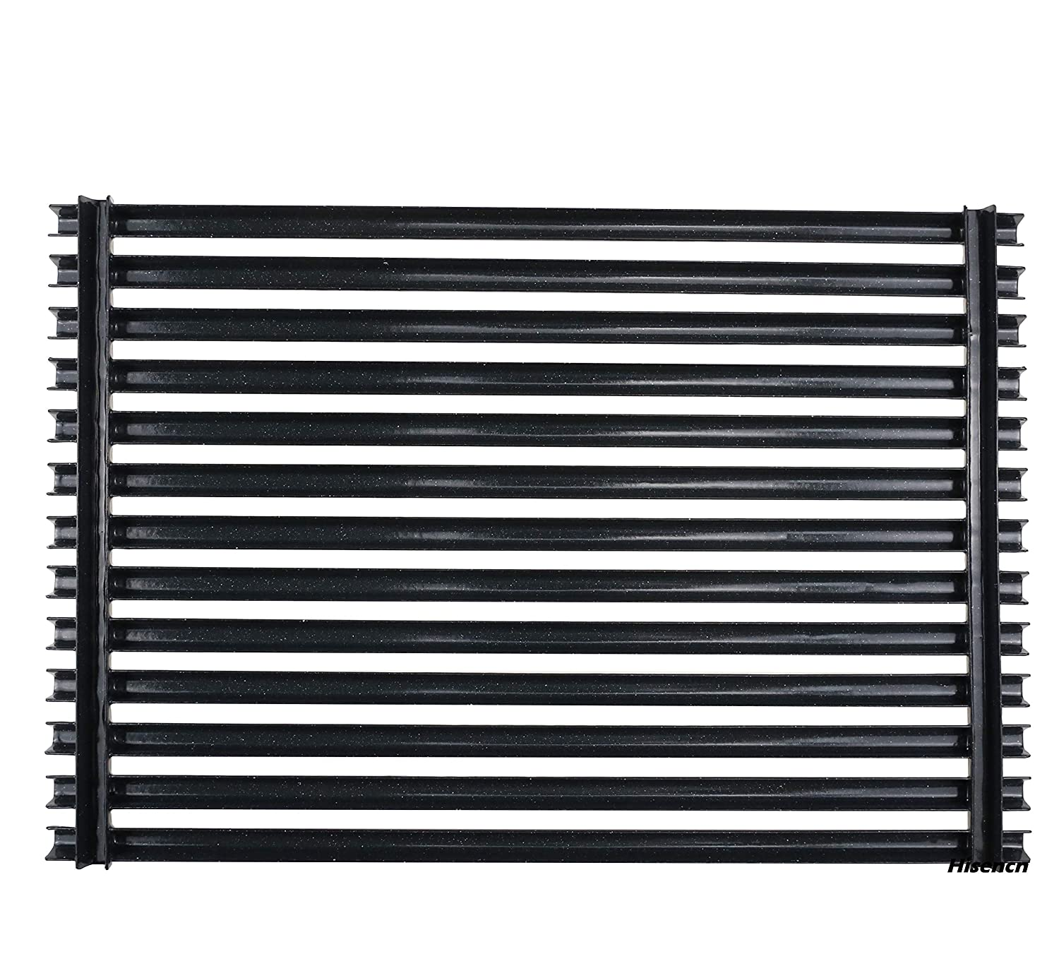 Amazon.com : Hisencn 7527 9869 7526 7525 Porcelain Enameled Grates (17.4 x 11.8 x 0.25) Replacement Cooking Grids for Weber 7527, Spirit and Genesis Lowes ...