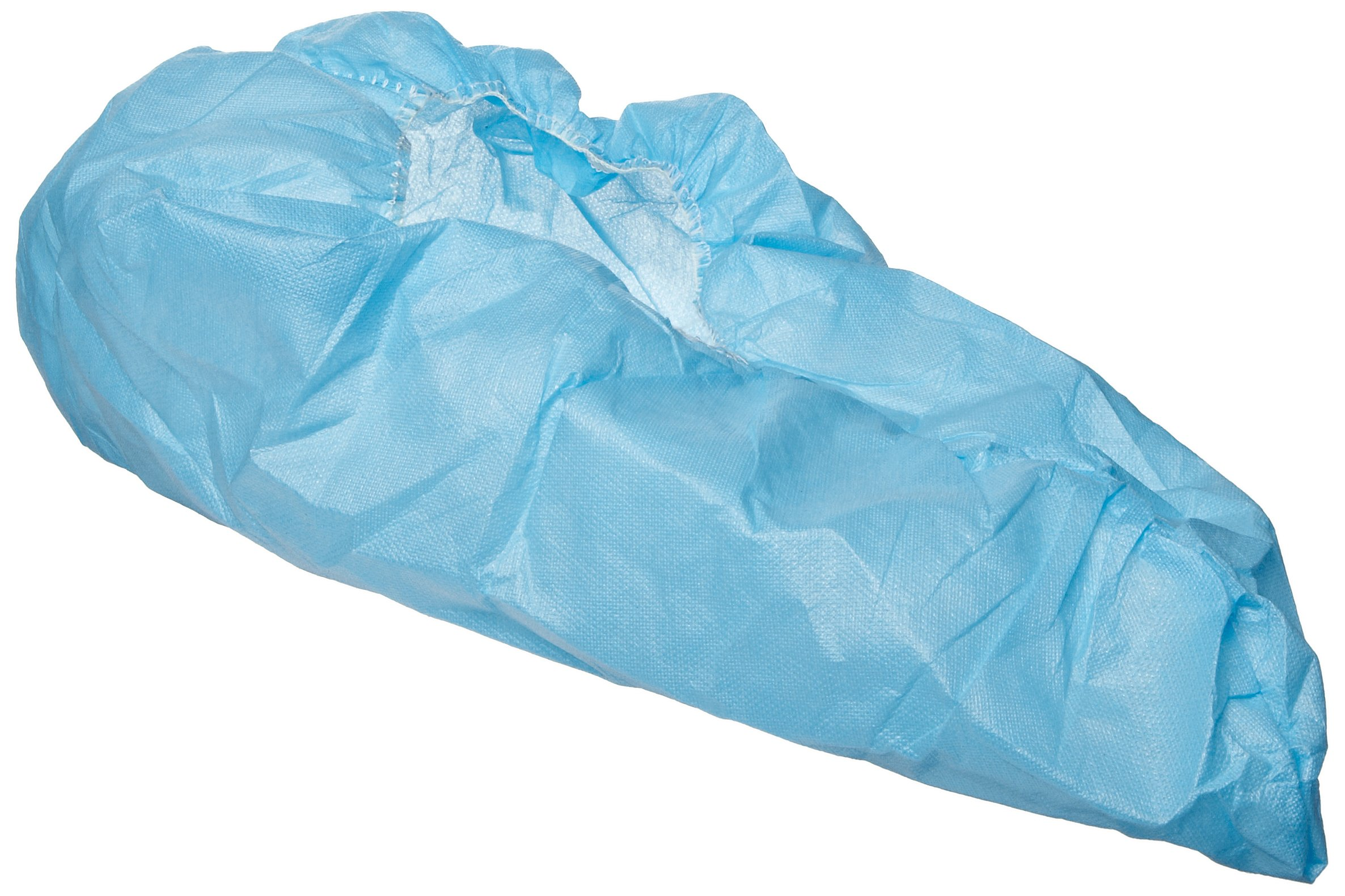 Keystone SC-SS-XL-BL Polypropylene Super Sticky Shoe Cover with Great Non-Skid Bottom, X-Large, Blue (Case of 300)