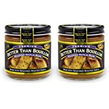 Better Than Bouillon Roasted Garlic Base 8 oz (Pack of 2)