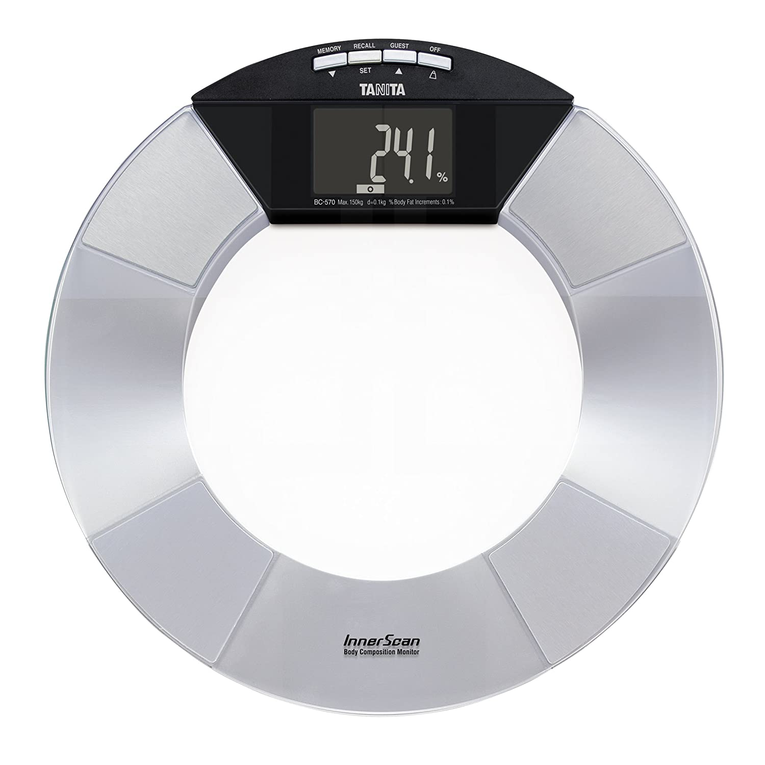 Excellent Tanita Bc570 Glass Body Composition Monitor Scale Download Free Architecture Designs Scobabritishbridgeorg
