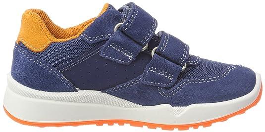 Superfit Strider, Zapatillas para Niños, Blau (Bluet Kombi), 31 EU