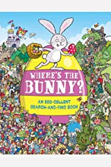 Where's the Bunny?: An Egg-cellent Search-and-Find Book (Search and Find Activity) Paperback