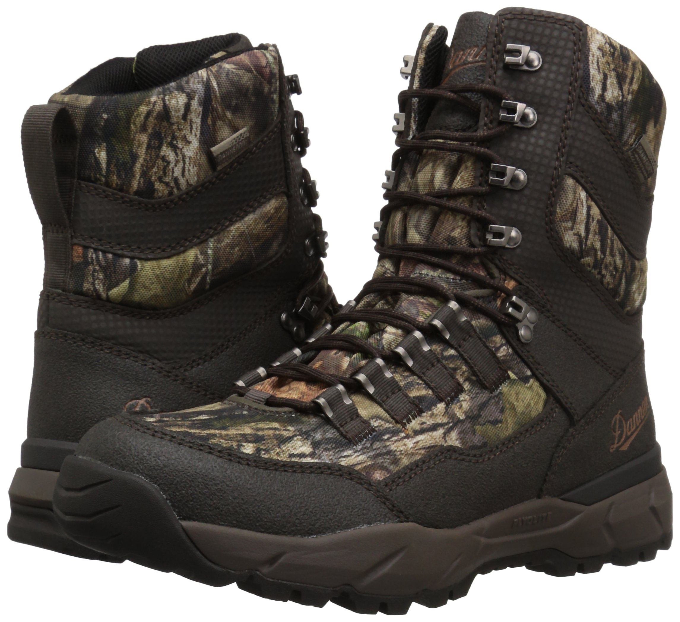 Danner Men's Vital Insulated 400G Hunting Shoes, Mossy Oak Break Up Country, 8.5 D US by Danner (Image #6)