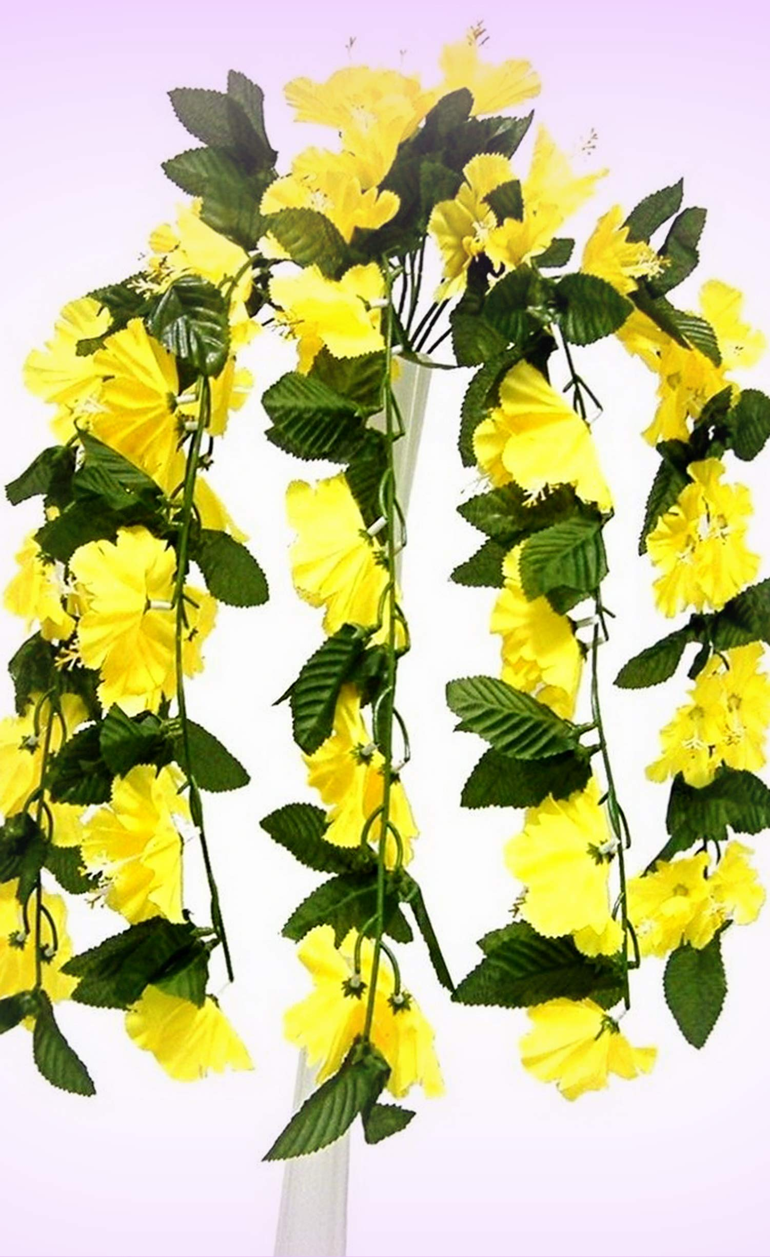 Inna-Wholesale-Art-Crafts-New-26-Hibiscus-Yellow-Hanging-Bush-Silk-Decorating-Flowers-Bouquets-Centerpieces-Perfect-for-Any-Wedding-Special-Occasion-or-Home-Office-Dcor