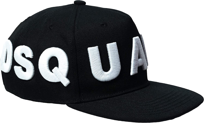 Gift DSQUARED2 MEN/'S Black Colour BEANIE HAT NEW size S//M Not Authentic Sale