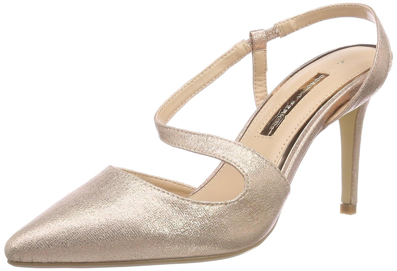 Dorothy Perkins Granite, Zapatos de tacón con Punta Cerrada para Mujer