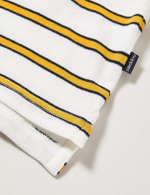 Noppies Baby-Jungen B Regular Polo Ss Asheville Y//D STR Poloshirt