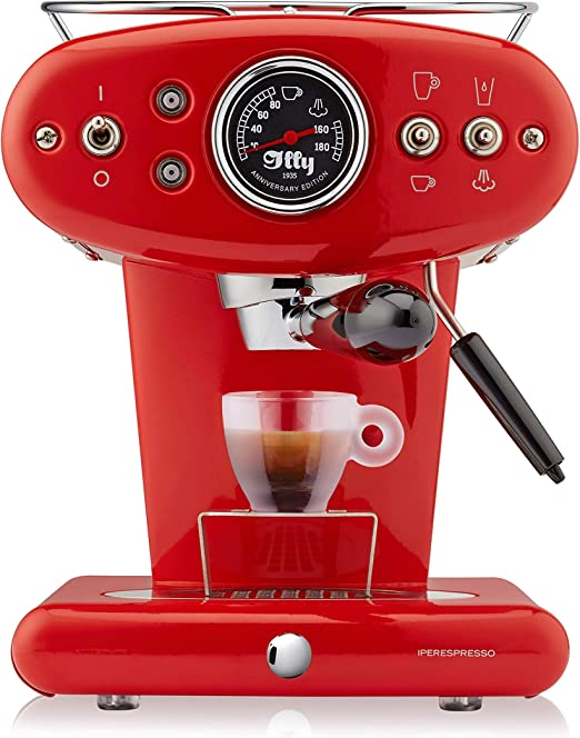 illy Metodo X1 Anniversary Espresso & Coffee Red Máquina de ...