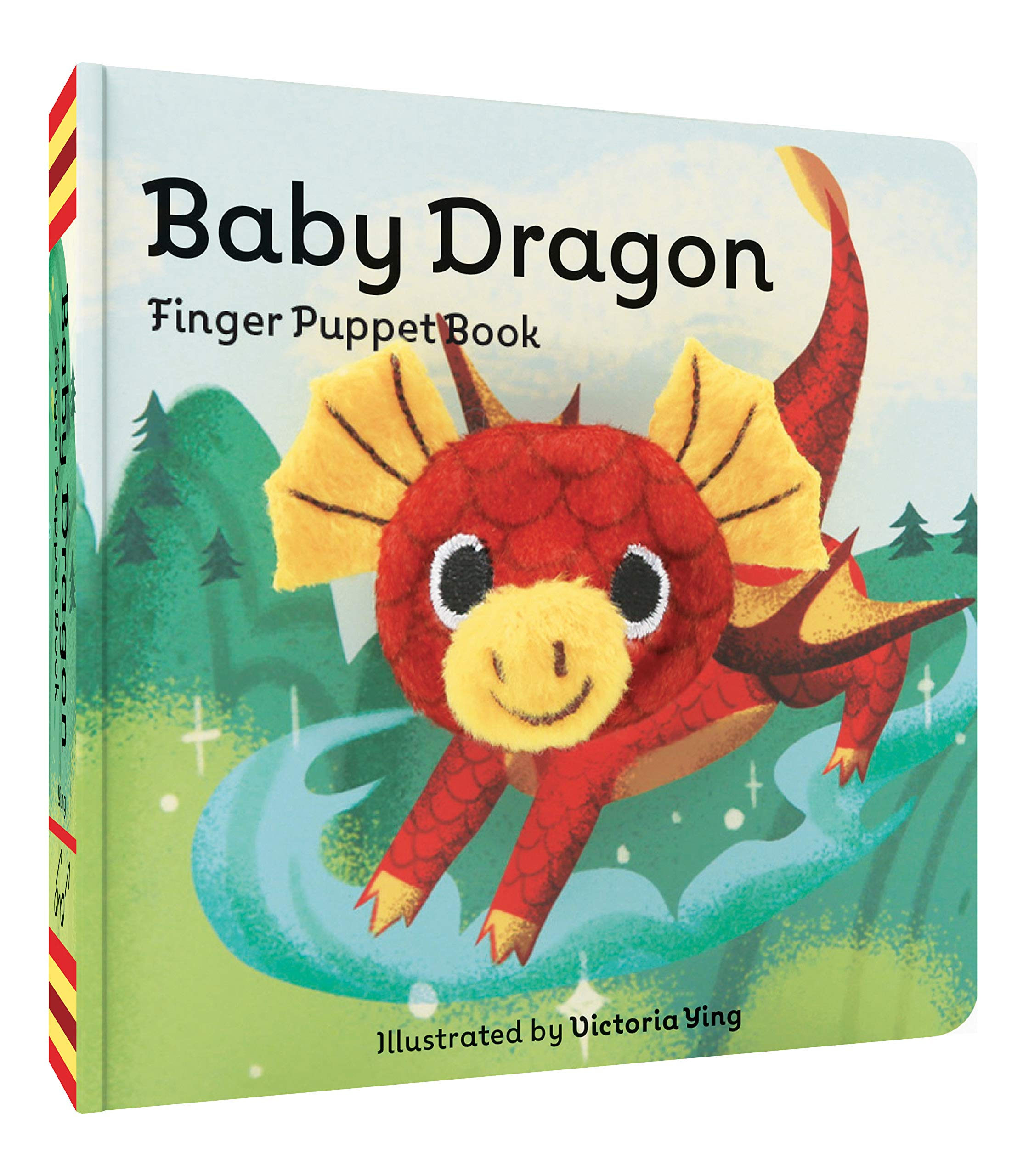 Amazon.com: Baby Dragon: Finger Puppet Book (Finger Puppet ...