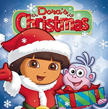 Dora the Explorer DoraS Christmas Amazoncom Music