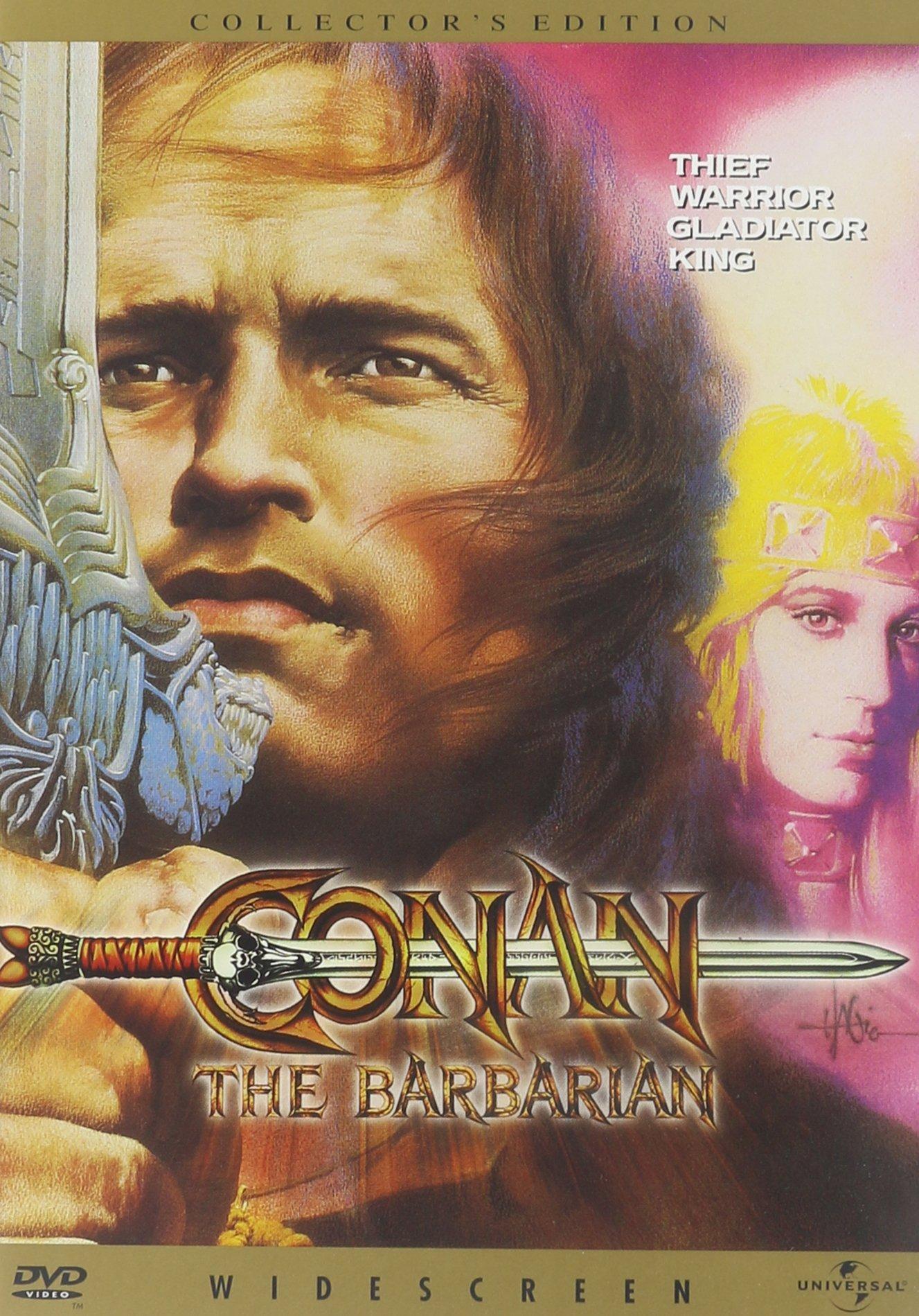 DVD : Conan the Barbarian (Collector's Edition, Widescreen)