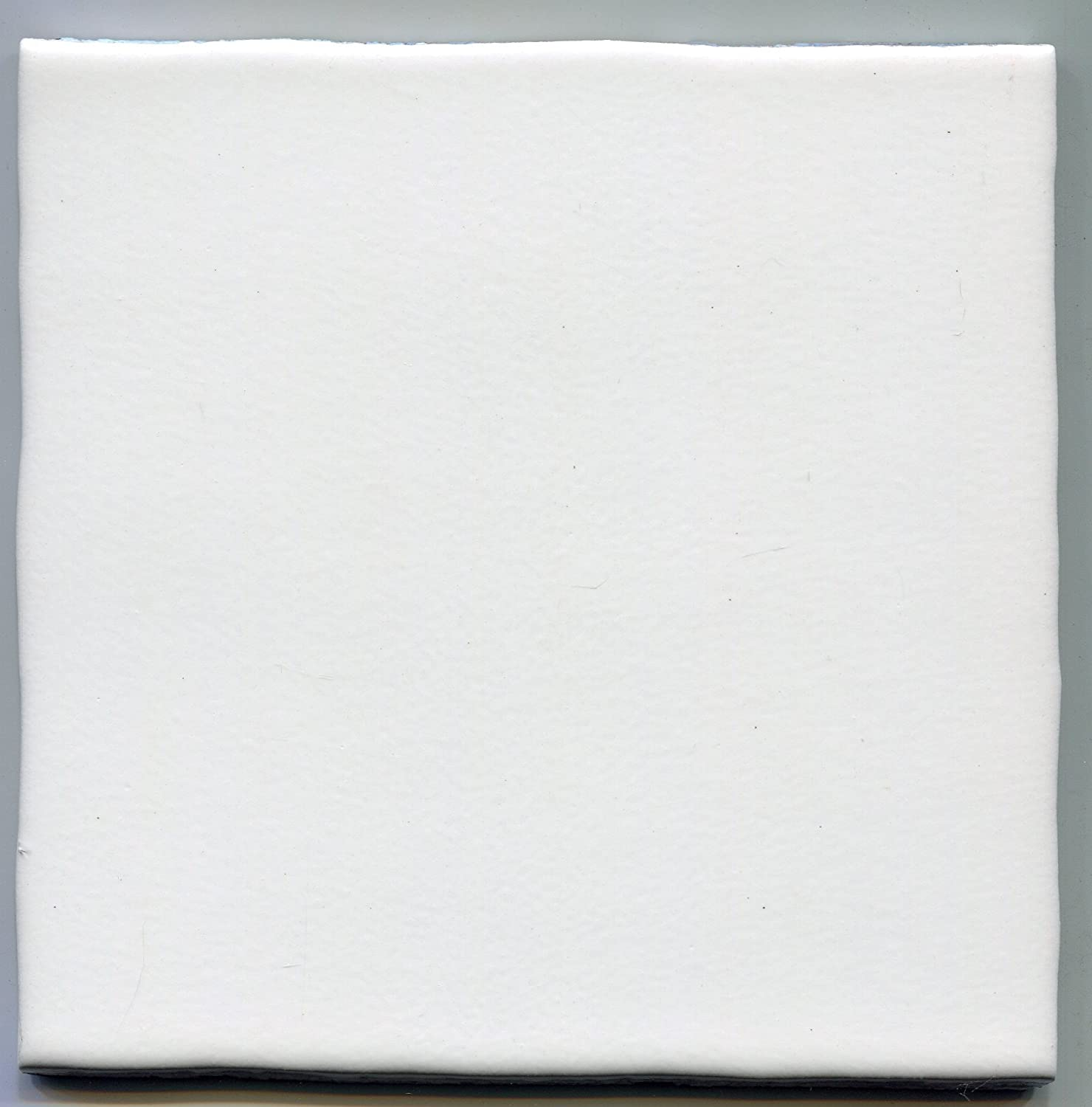 United states ceramic tile company 6x6 ceramic wall tile square about 6x6 ceramic tile arctic white 311 matte summitville bath vintage sample l dailygadgetfo Images