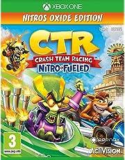 Crash Team Racing Nitro Fueled - Edición Nitros Oxide
