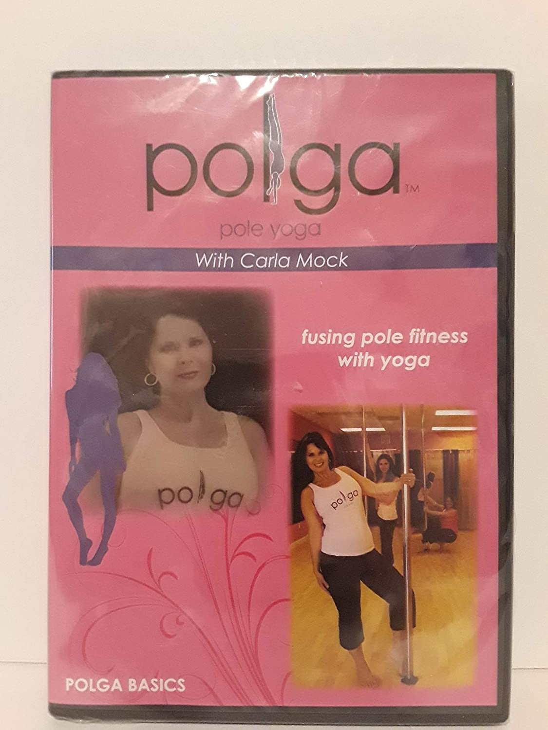 Amazon.com : Polga (Pole Yoga) DVD : Yoga Equipment : Sports ...