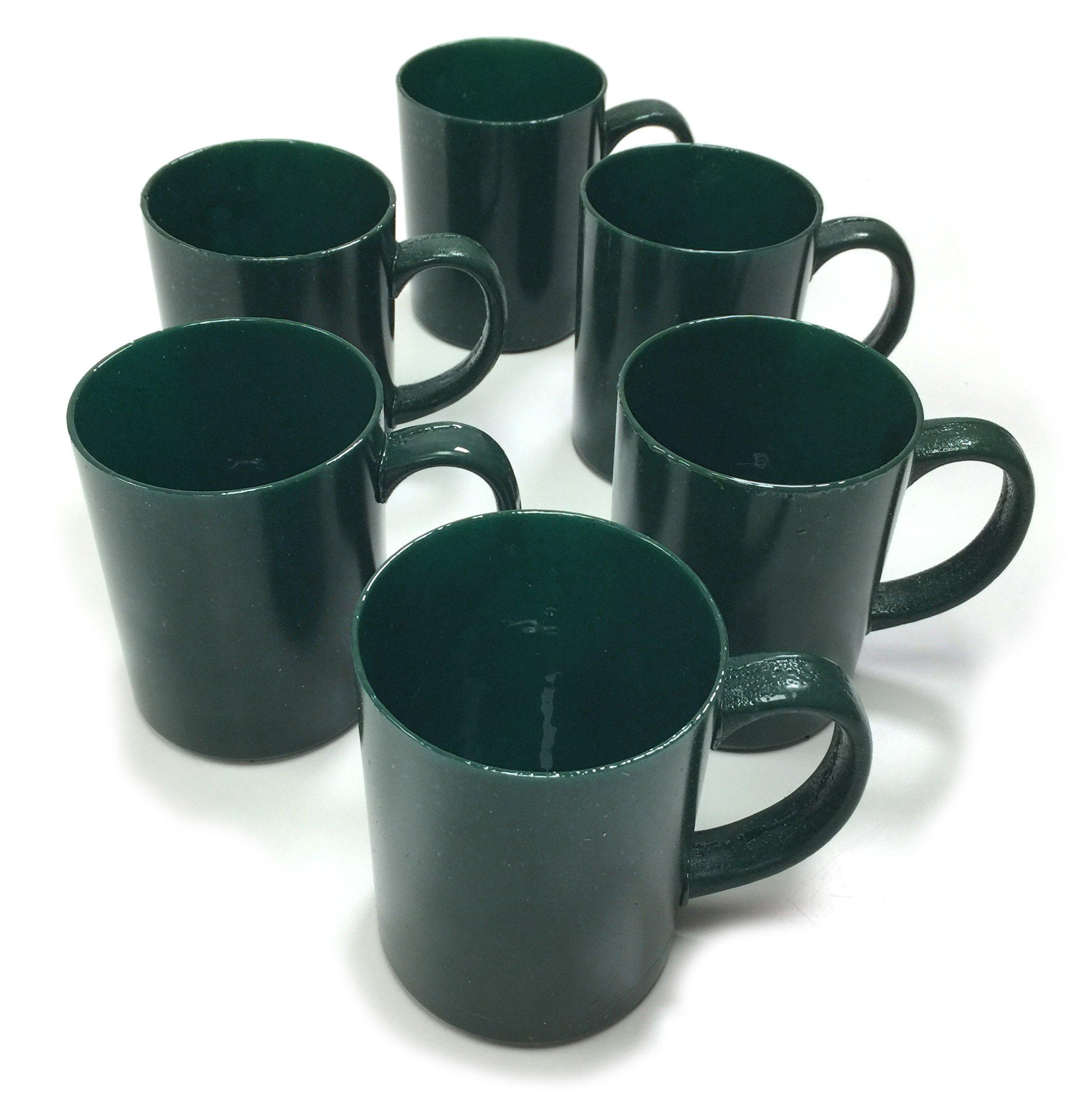 NewRuleFX SMASHProps 6 pc. Green Breakaway Mugs Set by NewRuleFX