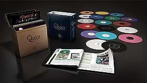 Complete Studio Lps (Colored Vinyl)