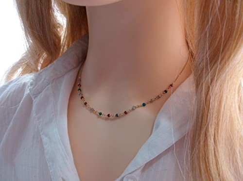 collier perle petite section modele