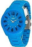Edc By Esprit - EE100692006 - Rising Sun - Montre Femme - Quartz Analogique - Cadran Bleu - Bracelet Plastique Bleu