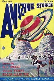 Amazing Stories: April 1926 (English Edition)