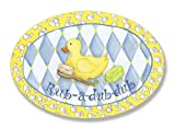 The Kids Room by Stupell Rub-A-Dub-Dub Rubber Ducky