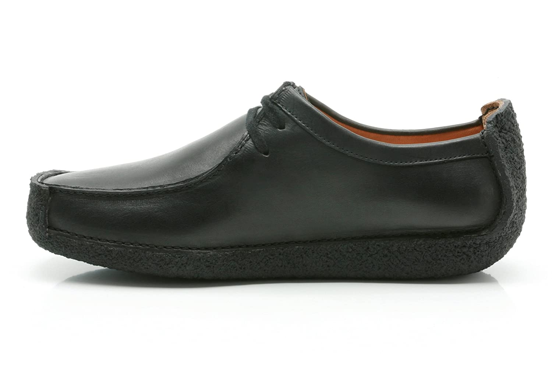 Clarks Originals Natalie, Brogue homme - noir - Schwarz, 46,5  Amazon.fr   Chaussures et Sacs 4a2b6ddb6920