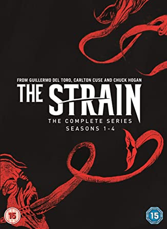The Strain Complete Series, Seasons 1 4 [2018] by Amazon