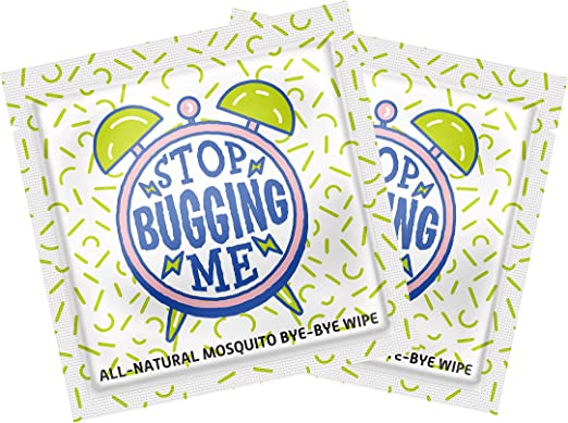 Amazon.com: La Fresh Mosquito Repelente Wipes, embalado ...