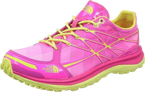 The North Face W Ultra TR II, Zapatillas de Senderismo para Mujer, Morado/Verde, 36 1/2 EU: Amazon.es: Zapatos y complementos
