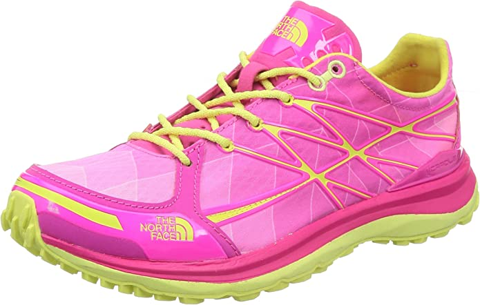 The North Face Ultra Trail II - Zapatillas para mujer, (Rosa ...