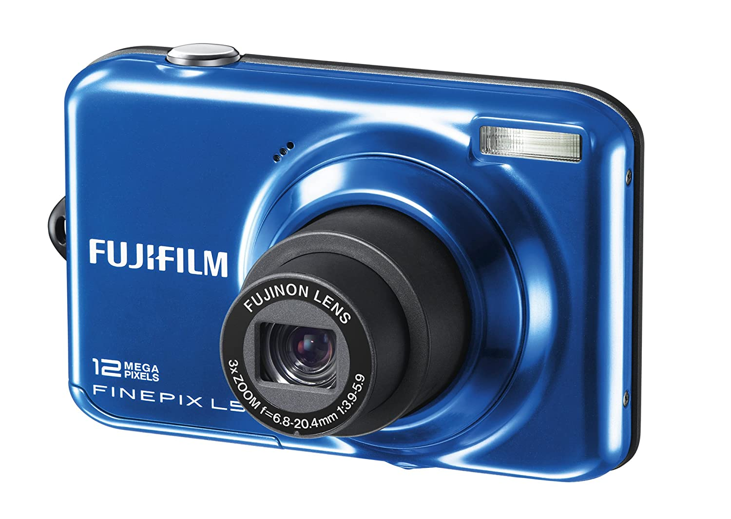Fujifilm FinePix L55 Digital Camera - Blue 2.4 inch: Amazon.co.uk: Camera &  Photo